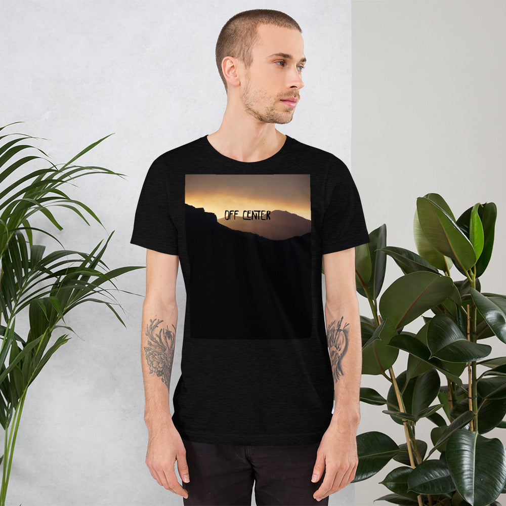 There's Light Behind the Shadows | Crew Neck T-Shirt
