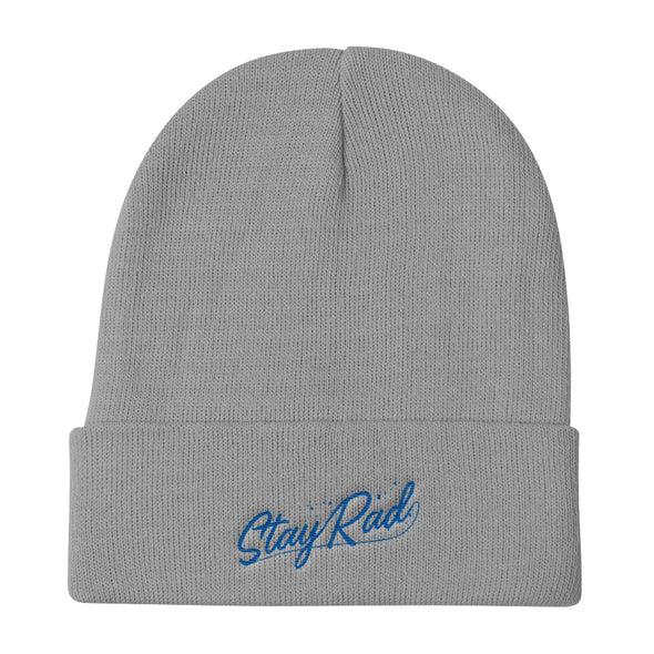 Stay Rad Knit Beanie