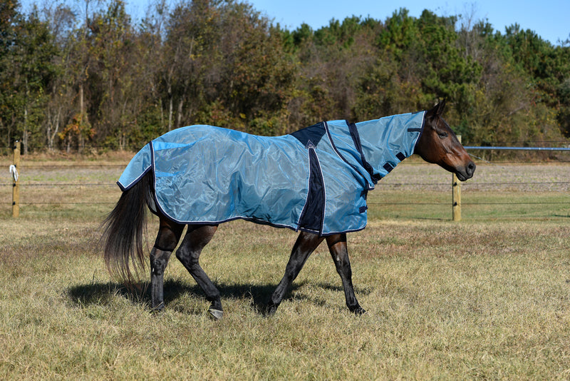Lami-Cell Full Cover Pro-Fit Flysheet with Fly Mask