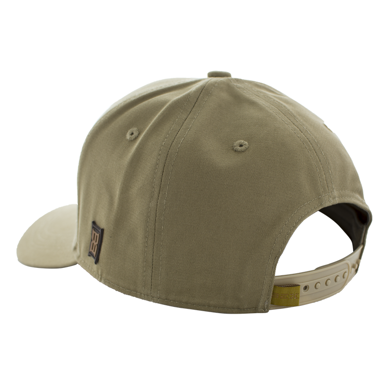 BEX Adjustable cotton twill snap back cap back