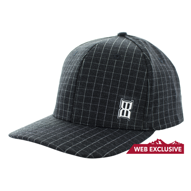 BEX FITTED CAP CHECK OUT