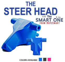 "RopeSmart's The ""Smart ONE"" - Replacement Steer Head"