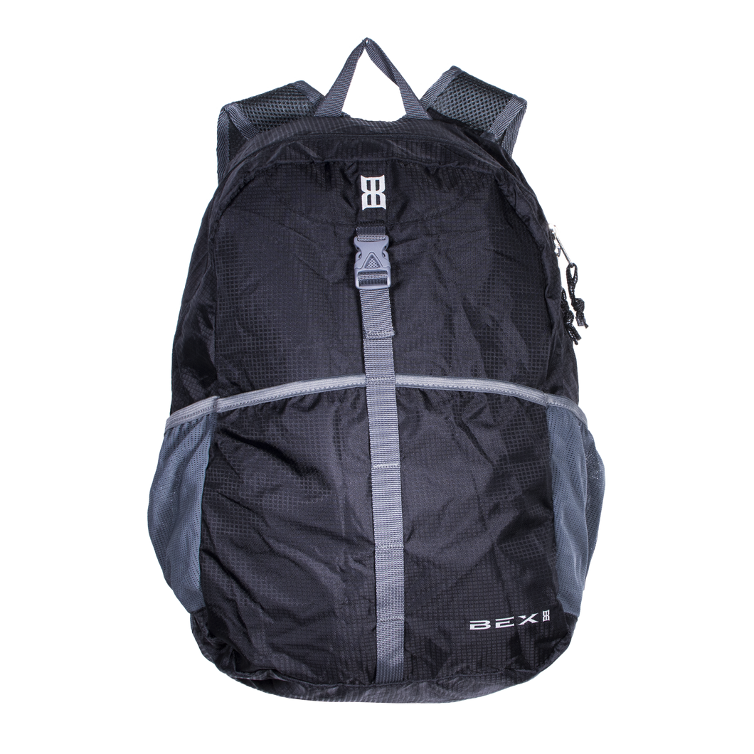 BEX SATCHMOE Back Pack in black color