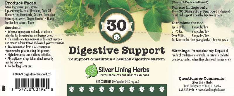 #30 Digestive Support