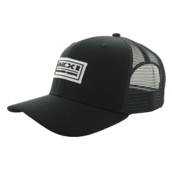 BEX SONIC ADJUSTABLE CAP in black color