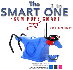 RopeSmart Steer Roping Dummy - The Smart ONE