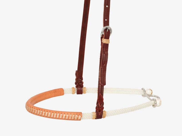 3/4'' Double Rope Noseband