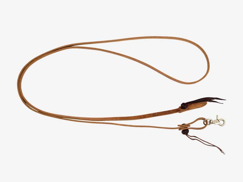 1/2'' x 8' Cowboy Knot Harness Roping Reins