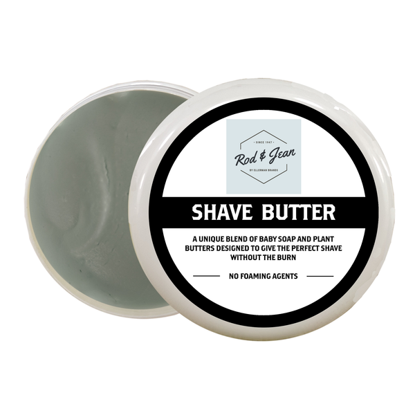 Rods Shave Butter
