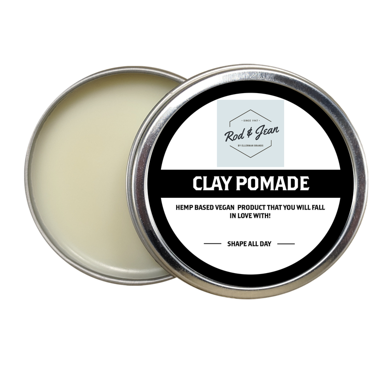 Rods Clay Pomade