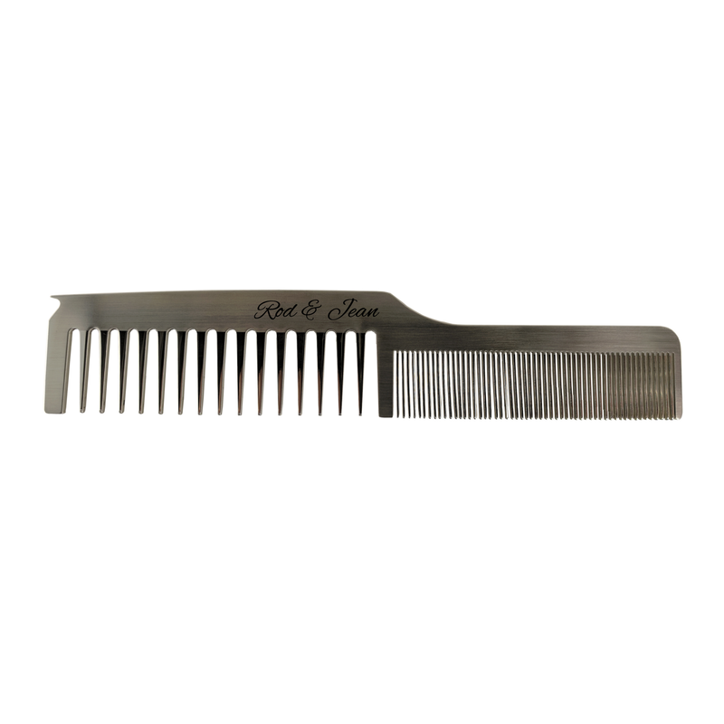 Rods Dual Tooth Comb