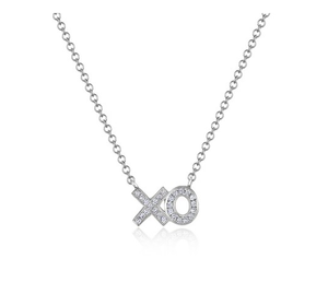 14KT XO NECKLACE
