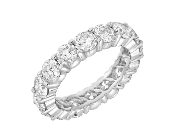 Diamond Eternity Band - Cabochon Fine Jewelry