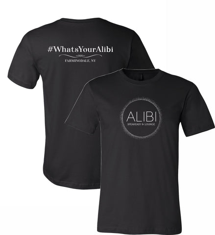Alibi Speakeasy & Lounge Unisex T-Shirt