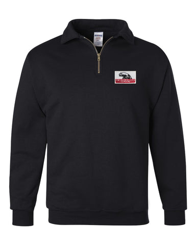 Swingbellys Quarter-Zip Sweatshirt