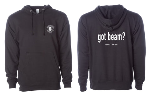 Newbridge Inn Got Beam Hooded Sweatshirt