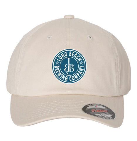 Long Beach Brewing Co. Relaxed FlexFit Cap