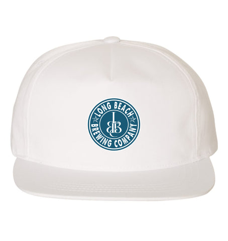 Long Beach Brewing Co. Classic Lightweight Unstructured Snapback