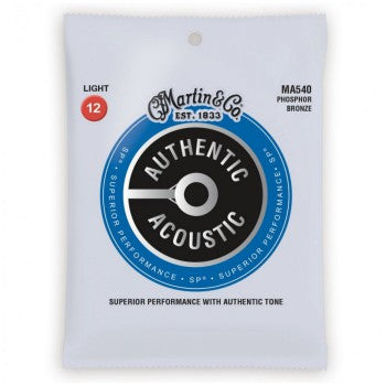 Martin Authentic Acoustic Strings Light (12-54)