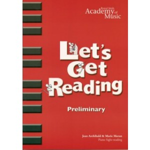 RIAM LETS GET READING PRELIMINARY
