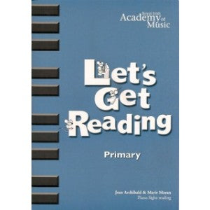 RIAM LETS GET READING PRIMARY