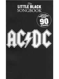 Little Black Songbook - AC/DC
