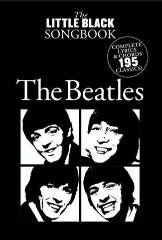 Little Black Songbook - Beatles