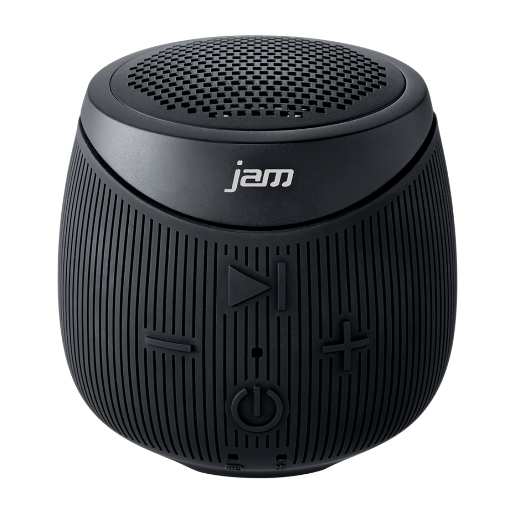 JAM Double Down Bluetooth Wireless Speaker HX-P8 Black