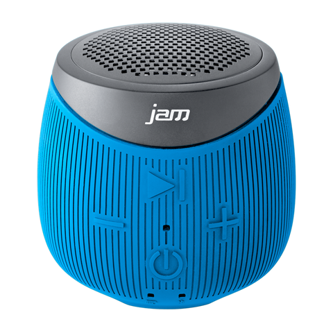 JAM Double Down Bluetooth Wireless Speaker HX-P370  Blue
