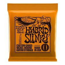 Ernie Ball Electric Strings - Hybrid Slinky 9-46