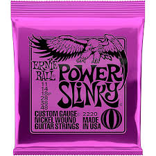 Ernie Ball Electric Strings - Power Slinky 11-48