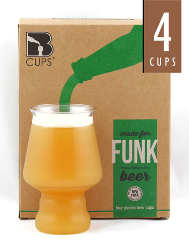 18 Ounce Funk Outdoor Cups | 4-Pack