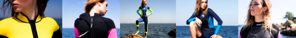 Scubadonket female wetsuits banner