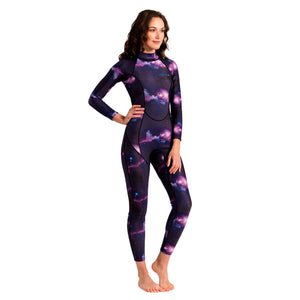 Scubadonkey Night Dip 3mm Neoprene Women's Wetsuit