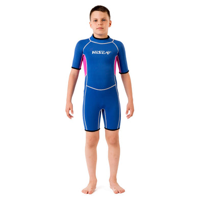 Scubadonkey Hisea 2.5mm Neoprene Wetsuit for Kids
