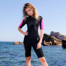 Scubadonkey 3 mm Neoprene Shorty Wetsuit for Women