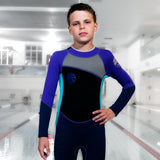 Scubadonkey children kids toddlers wetsuit surfing scuba diving kayaking snorkeling