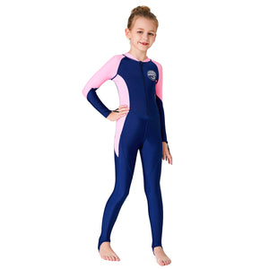 Scubadonkey 0.5mm Lycra Full Body Rashguard for Kids