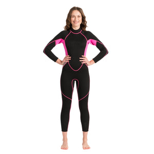 Scubadonkey 2.5mm Neoprene Wetsuit for Women