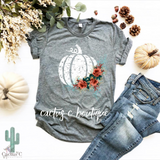 The Farmhouse Pumpkin Tee