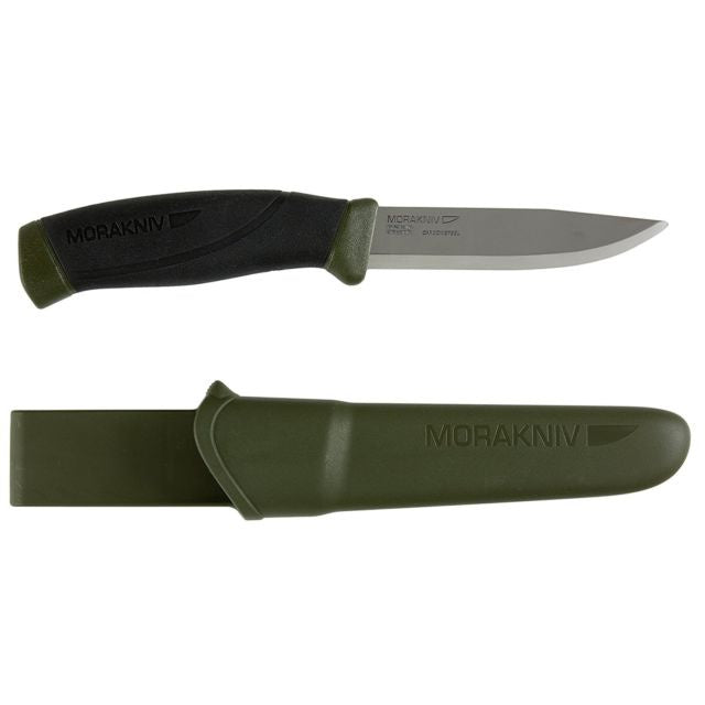 Companion Outdoor Knife - CARBON STEEL