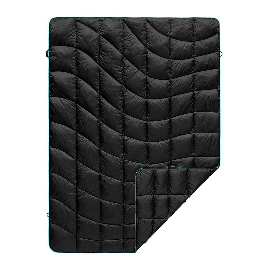 Puffy Down Blanket 1P - Black