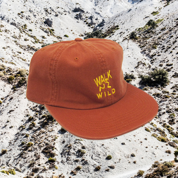 WALKWILD Cap Copper