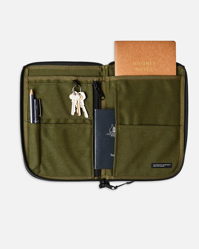 Pilgrim Passport Case