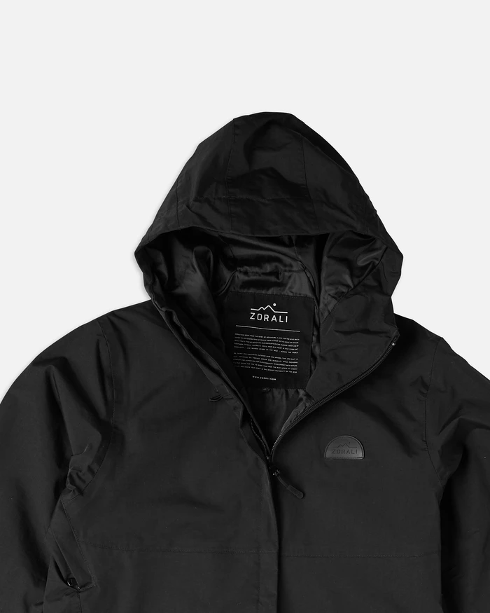 Waterproof Jacket Black