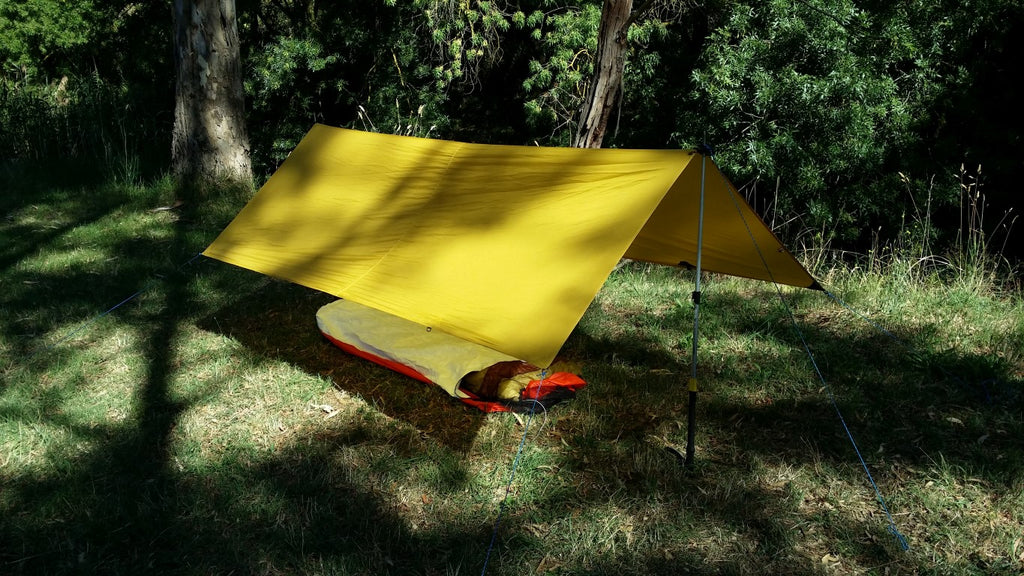 Wilderness Tarp 2x3m