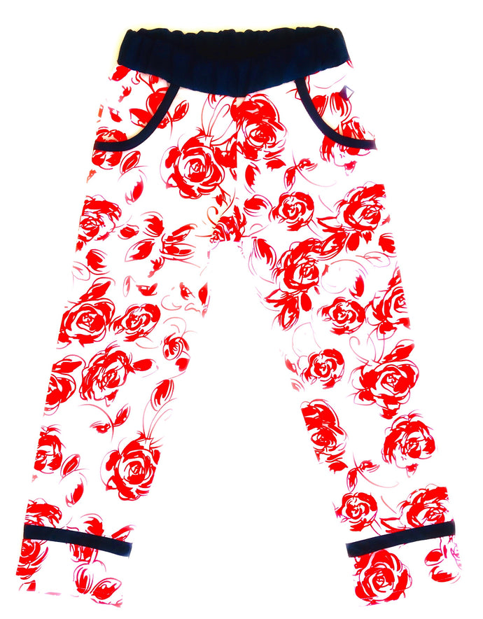 Roses Collection Girl Legging