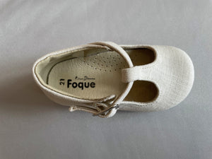 Foque T shoe