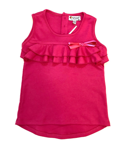 Prado Collection Girl Tunic Pink