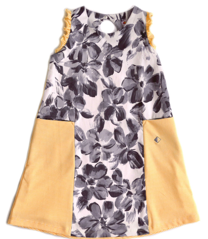 Petalos Collection Penelope Dress Yellow